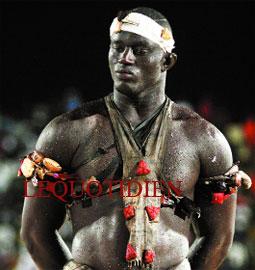 LUTTE- Balla Gaye 2 accuse : «Pikine veut ternir mon image avec des photos truquées»