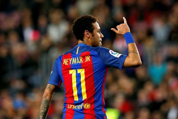 Le club qui fait rêver Neymar…