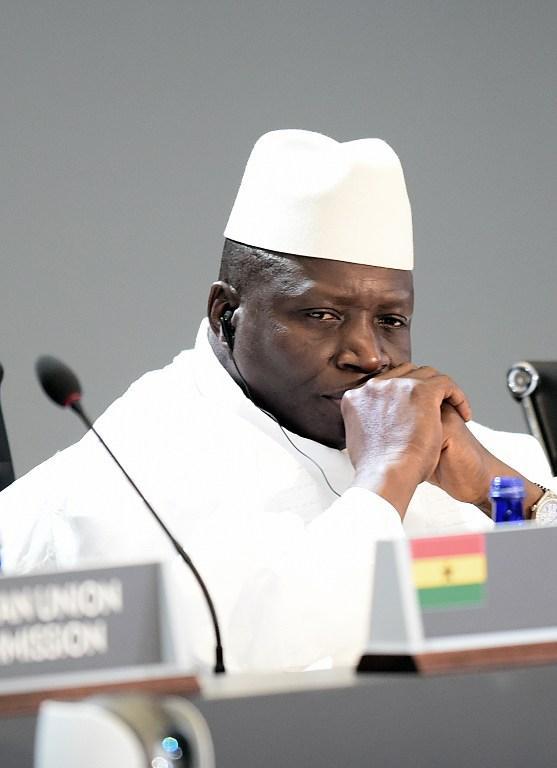 Des proches de Jammeh sur le point de l'abandonner en Guinée