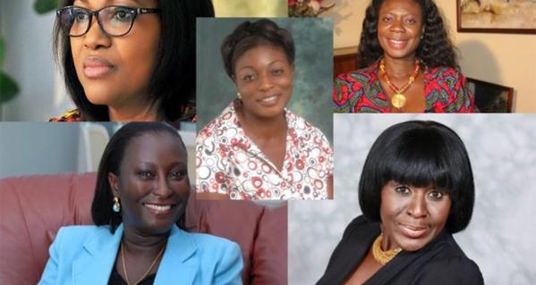 Top 5 des femmes les plus riches du Ghana