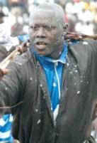 """ADVERSAIRE DE GRIS, COMBATS DE TAPHA, SERIE DE DEFAITES : Mbaye Guèye fait """" Fass """""""