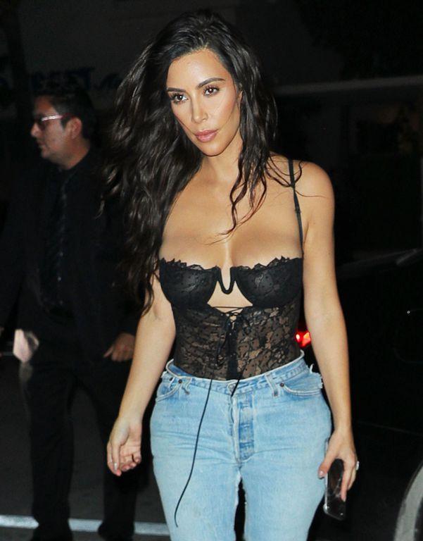 """Kim Kardashian a perdu 3 kg grâce à la grippe: """"un régime formidable"""""""