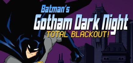 Batman Gotham darknight
