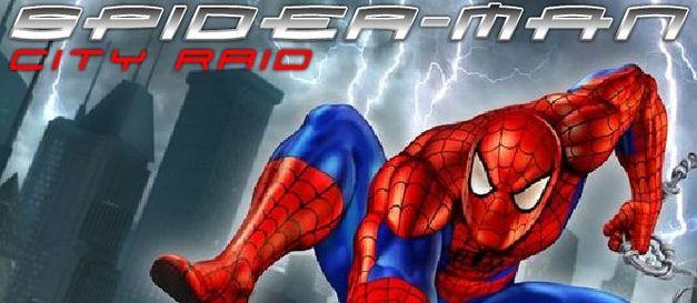 Spiderman Cityraid