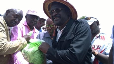 """""""D'ici au 31 décembre 2017, nous atteindrons  l'auto-suffisance en riz"""" (Abdoulaye Seck, ministre de l'Agriculture)"""
