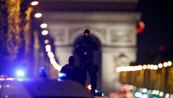 Ce que l'on sait de l'auteur présumé de l'attentat des Champs-Elysées