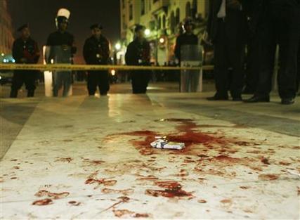La police arrête trois suspects après l'attentat du Caire