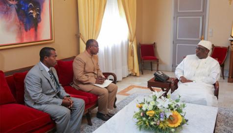 Le Président ghanéen Nana Akufo-Addo à Dakar les 16 et 17 mai (officiel)