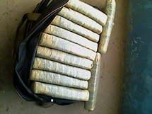 AXE KIDIRA - TAMBACOUNDA :Le malien se taille et laisse 25 kg de yamba entre les mains des gendarmes
