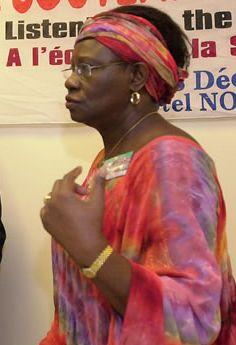 [Exclusif Web] Pour corruption et faux rapport sur le Bénin :Angélique Savané virée du Nepad