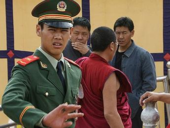 La tension remonte après l'immolation d'un moine tibétain