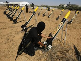 Cinq roquettes lancées depuis Gaza touchent le sud d'Israël