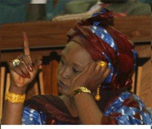 VENTE ILLEGALE DE TERRAIN : Condamnée, la sénatrice-maire Aminata. S. Thiam se barricade derrière son immunité