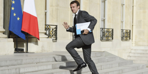 Le programme d'Emmanuel Macron à l'élection présidentielle 2017.