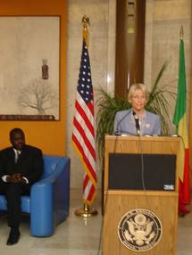 L'ambassade des USA au Sénégal appelle au calme en Guinée Bissau