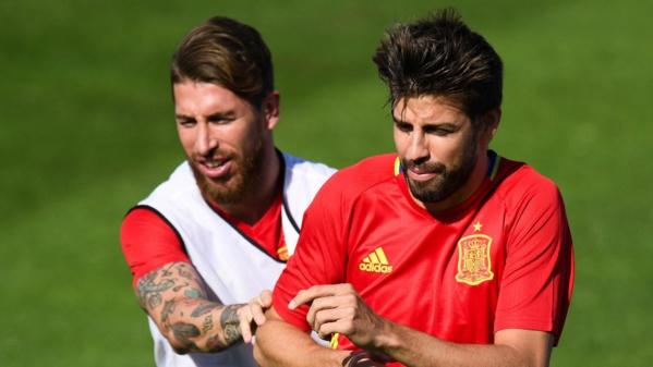 LIGA : Ramos - Piqué, comme chien et chat