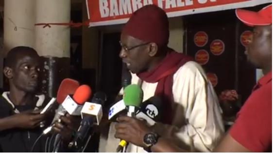 """Doudou Wade répond à Macky Sall: """"Nous rejetons votre appel, c'est de la tromperie"""""""