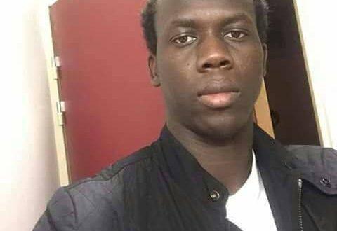 Voici Le Sénégalais Lamine Diédhiou poignardé à mort en France