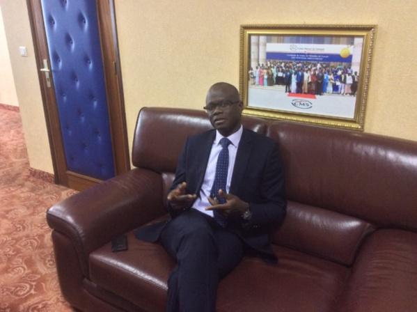 Mamadou NDIAYE, Administrateur Provisoire du Crédit Mutuel Sénégal