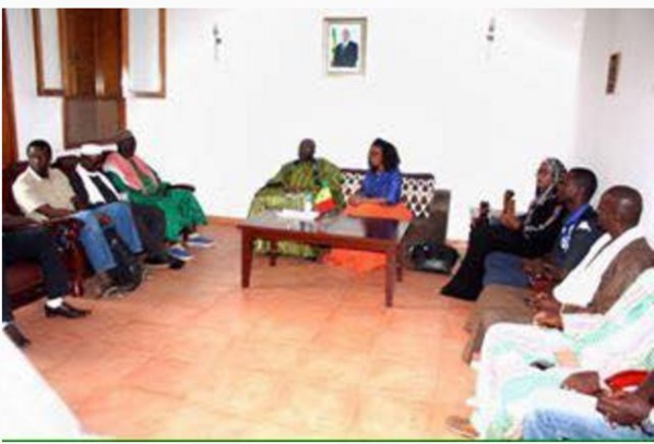 Moustapha Cissé Lo à la rencontre de la diaspora sénégalaise vivant au cap-vert