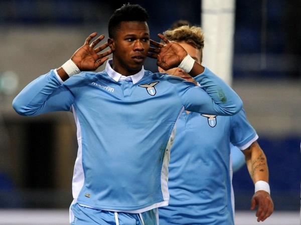 Diao Baldé Keïta signe un doublé contre l'AS Rome (3-1),
