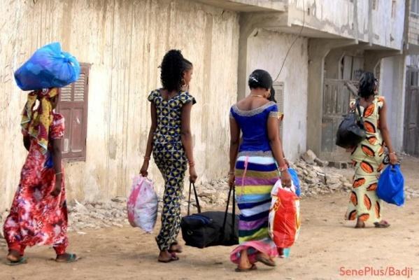 Reportage 1er Mai chez les travailleuses domestiques: une fête dans le travail