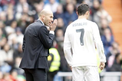 Real Madrid: la preuve que Zidane a gagné son pari avec Cristiano Ronaldo