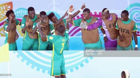 FIFA Beach Soccer 2017: La Suisse bat le Sénégal et prend la première place