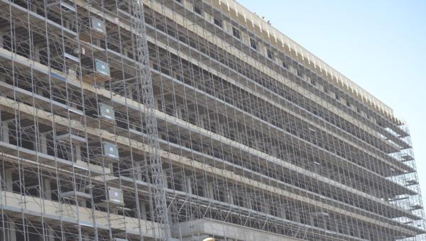 Réfection du Building administratif: la facture passe de 30 à 39 milliards !