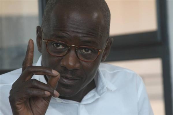 """Louis Lamotte, candidat à la présidence de la FSF: """"Augustin Senghor a atteint ses limites"""""""