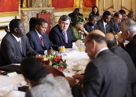Sommet du G20 : Les demandes de l'Afrique