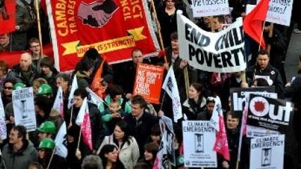 Un manifestant est mort à Londres lors des défilés anticapitalistes