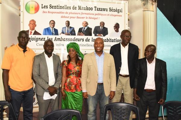 Mise en place de Manko Taxawu Senegaal: les équations de la tête de liste et des investitures