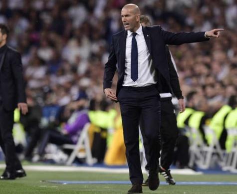 Real Madrid: Zidane donne son favori pour le prochain Ballon d'Or