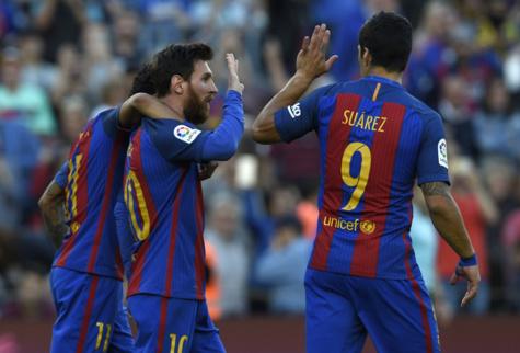 Liga: le Barça étrille Villarreal et met la pression sur le Real