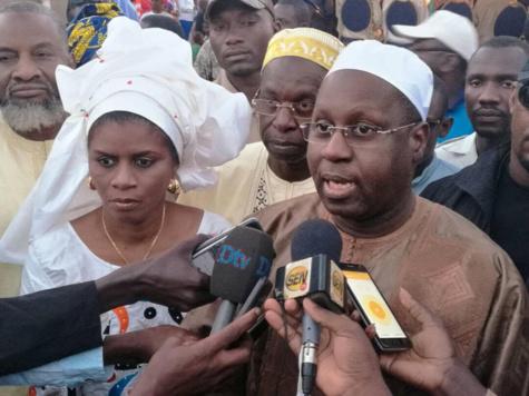 Pour usurpation de nom, Abdou Karim Sall annonce une plainte contre Mankoo Taxawu Senegaal