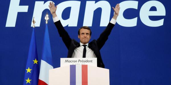 Macron Président: Itinéraire d'un ovni politique
