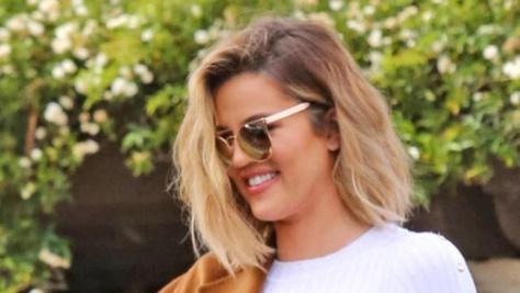 Khloé Kardashian dévoile la bouille trop craquante de sa nièce Dream