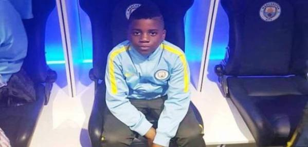 Manchester City: A seulement 9 ans, il s'illustre comme le futur prodige du football africain