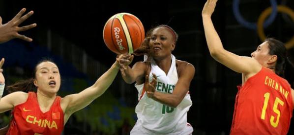 Basket - Tournoi de Chine : Les Lionnes terminent par une troisième défaite