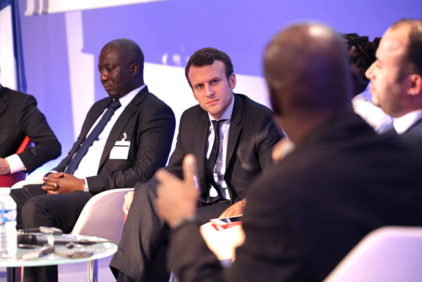 """Sénégal: """"Juger Macron sur ses actes, non sur ses promesses"""""""