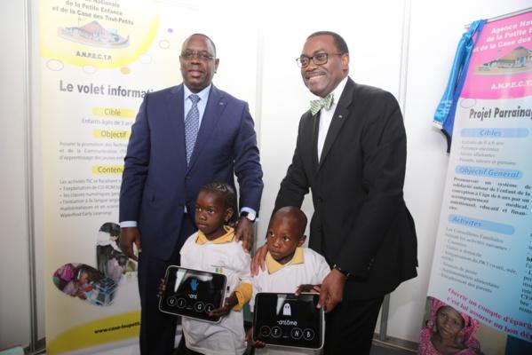 """Lancement de """"Génération Sénégal"""", nouvelle plateforme numérique de la Présidence de la République dédiée à la jeunesse"""