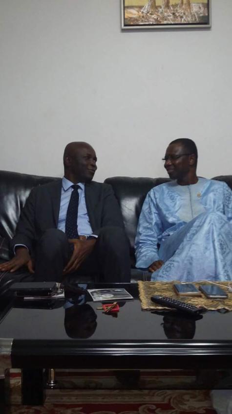 Harouna Dia séjourne au Sénégal pour aider son ami Macky Sall pour les investitures et doper les militants en vue des Législatives