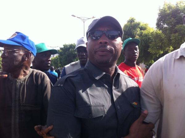 Caravane de sensibilisation à Diourbel: Barthélémy Dias chassé à coups de lacrymogènes par la police