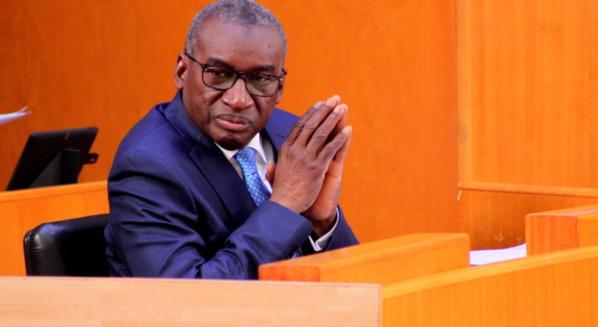Crei: Sidiki Kaba «clôt» le dossier Abdoulaye Baldé