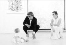 Antoine Griezmann partage un adorable cliché du baptême de sa fille Mia