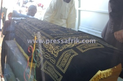 Sénégal – Reportage photos - enterrement de Karine Wade : toute la République mobilisée