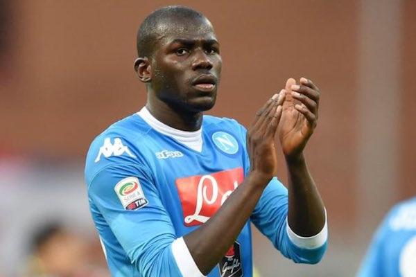 Kalidou Koulibaly, meilleur défenseur africain et 18ème en Europe!