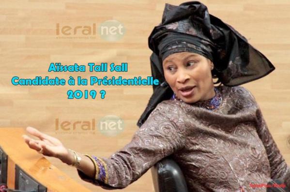 Aïssata Tall Sall, candidate à la Présidentielle 2019? « Osez l'Avenir avec ATS » veut-il se « macronniser » ? (Décryptage Leral)