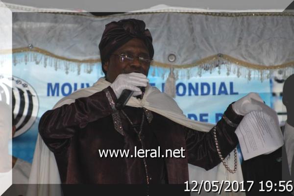 Cérémonie officielle du Magal de Darou Moukhty chez Serigne Modou Kara à Mermoz
